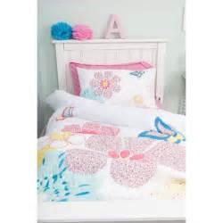 Duvet Sets Uk Only Floral Single Duvet Set Childrens Bedding