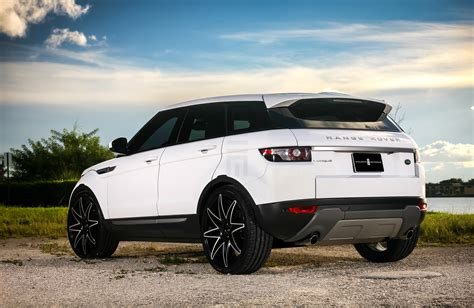 Customized Land Rover Evoque Exclusive Motoring Miami