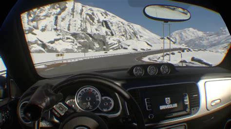 Driveclub Vr Ps4 driveclub vr ps4 norge mountain track cruise mode