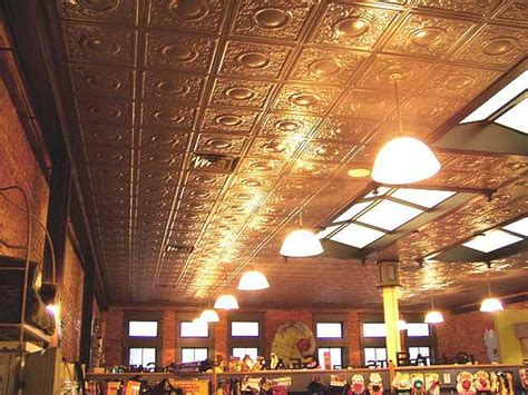 Restaurant Ceiling Tiles by Category Metal Ceiling Decor