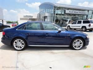 2013 estoril blue audi s4 3 0t quattro sedan