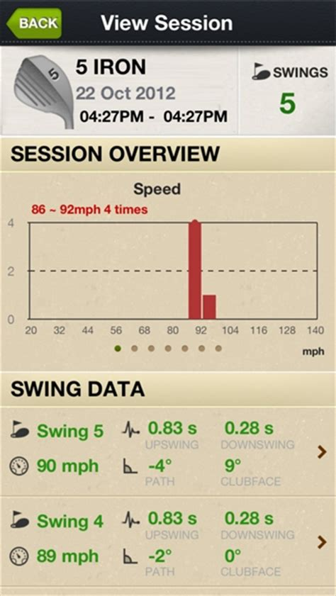noitom myswing golf swing analyzer noitom s myswing smart device uses mocap technology for
