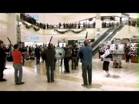 tutorial flash mob blues brothers british army musicians flash mob quot all together now quot in
