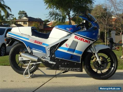 Rg500 Suzuki Suzuki Rg500 For Sale In Australia
