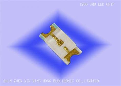 Quality 0805 Smd Led 1206 blue smd led led chip bright led low power