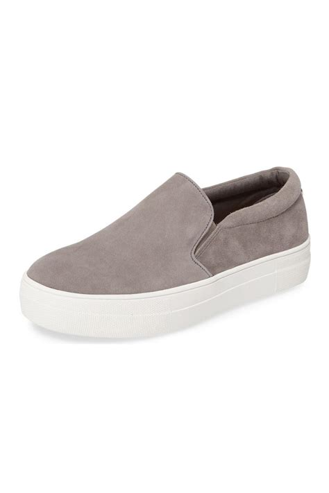 steve madden gills suede sneaker from vermont by green envy shoptiques