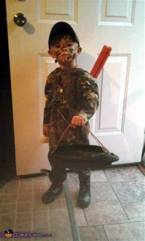 hunting themed halloween costumes youd