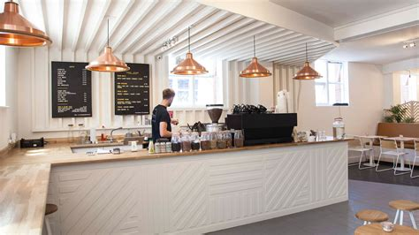coffee shop interior turnkey service commercial