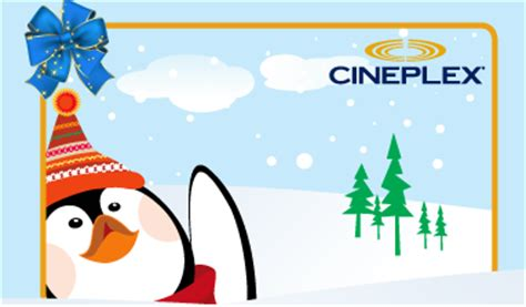 Cineplex Online Gift Card - free cineplex 65 coupon book with 30 gift card purchase free stuff finder canada