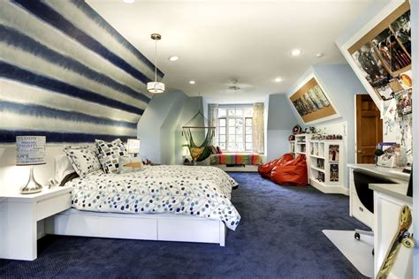 Bedroom Ideas For Teenagers Boys 24 teen boys room designs decorating ideas design trends
