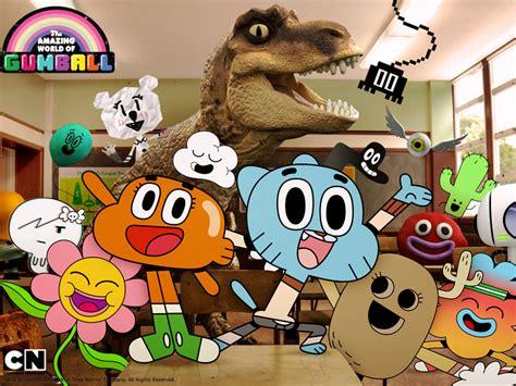 Gumball L by Observat 243 Animado O Incr 237 Vel Mundo De Gumball