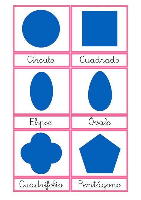 Figuras Geometricas Montessori | 308 best images about figuras geometricas on pinterest