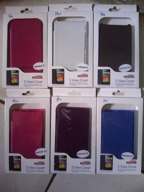 Flip Cover Smart For Andromax Usuport Pos Kilat jual flip cover smartfren andromax c2 flipcoverhp