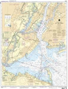 Custom Size Bath Rugs Frazzleberries Com New York Harbor Mounted Chart Noaa 12327