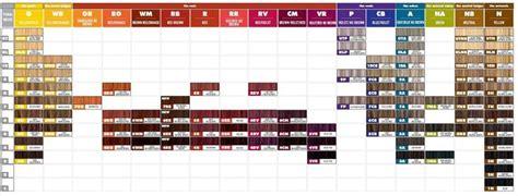 matrix sync hair color chart matrix colorsync color swatches hair makeup pinterest