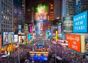 delaware park new years nivea fans become times square posterscope