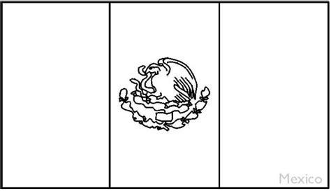 imagenes para colorear bandera de mexico cultura miscelaneas imagenes dibujos dibujos de la