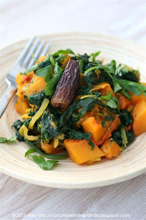 cucina mediorientale ricette cucina mediorientale zucca datteri e spinaci foto e
