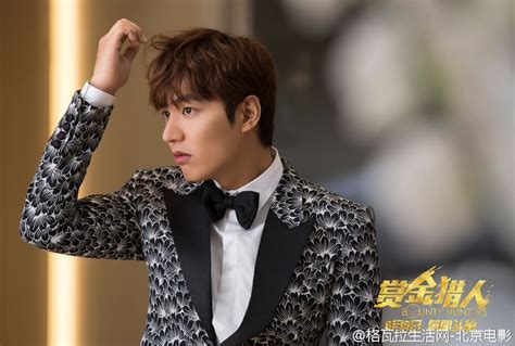 lee min ho new film bounty hunters 10 photos that will make you want to see lee min ho s new