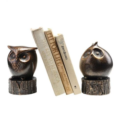 owl bookends 50 unique bookends for book