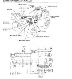 rancher 350 es wiring diagram on 2000 honda rancher 350 es angle 2004 rancher es parts diagram