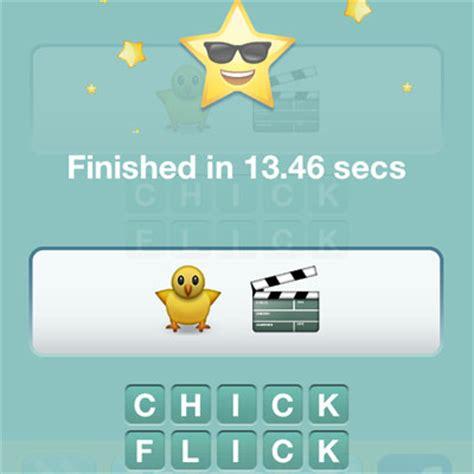 Chick Film Emoji | chick flick emoji pop answers emoji pop cheats