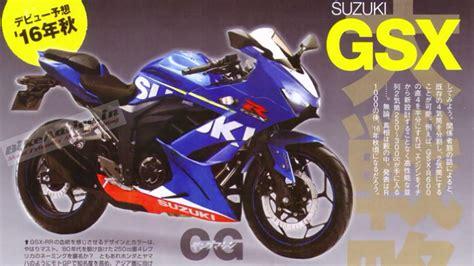 Suzuki 250cc Suzuki S 250cc Gixxer 250 Gsx 250r Render Pic Launch Next