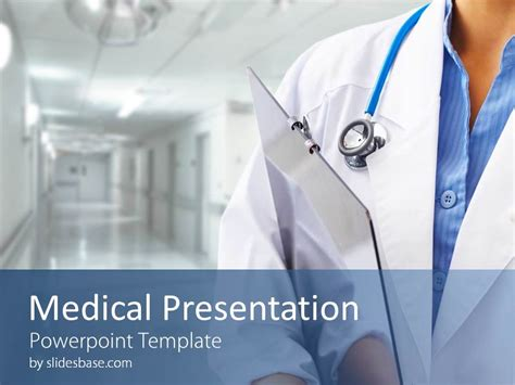 powerpoint templates health doctor of medicine powerpoint template slidesbase