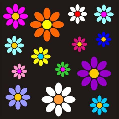 fiori margherita margherita 8 petali grande kit