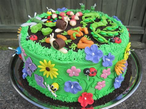 25 Best Cake Designs Ever Page 19 Of 34 Vegetable Garden Cake Ideas