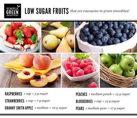 0 sugar fruits low sugar fruits juicing smoothies