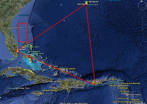 the mysterious bermuda triangle hookedoninspirations blog bermuda triangle
