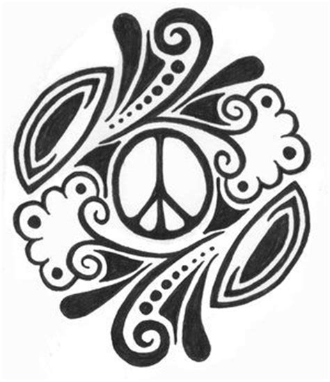 design art signs peace sign tattoos peace signs and peace on pinterest