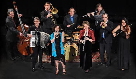Comfort Food Klezmer Conservatory Band