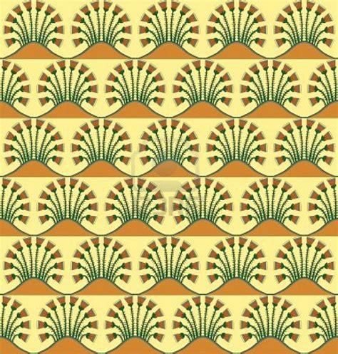 pattern in egyptian art egyptian pattern art pinterest