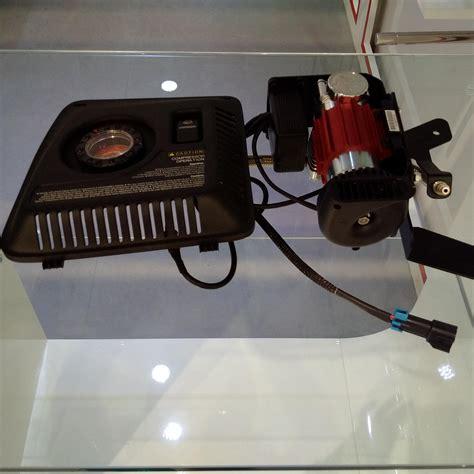 dealer installed integrated air compressor  nsv auto