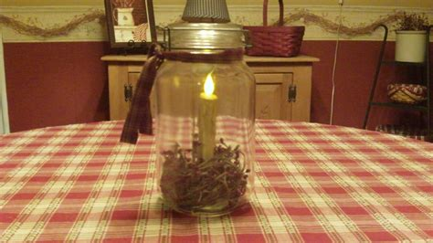 country home decorating ideas country canning jar idea michelle s country corner