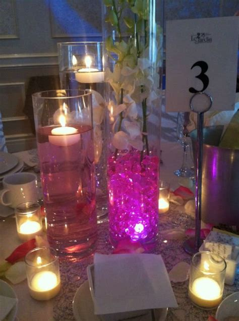 beautiful wedding centerpieces with water beads wedwebtalks