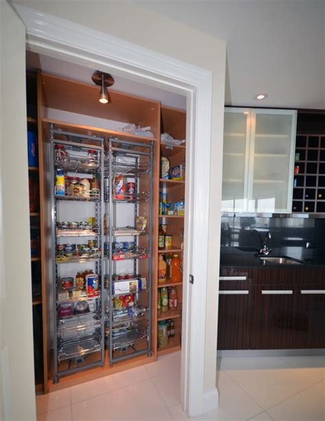 Pantry Closet Organizers by Modern Pantry Modern Closet Organizers Miami By
