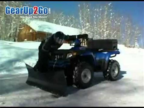 how to install your clickngo2 snow plow system kimpex