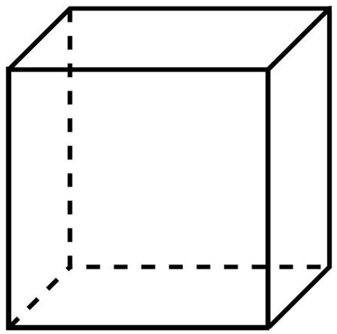 figuras geometricas un cubo cubo wchaverri s blog