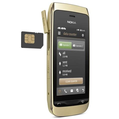 dual sim nokia asha 308 goes on sale in india for 105 usd 80 eur