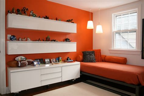 Victorian Bedroom Decorating Ideas 24 orange bedroom designs decorating ideas design trends