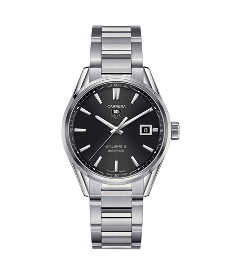 Tag Heuer Calibre 5 tag heuer calibre 5 automatic 39 mm