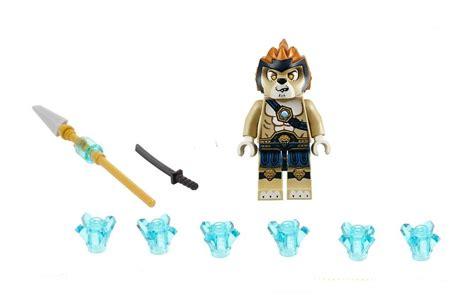 Lego Chima Leonidas boneco lego leonidas o le 227 o chima armas do set 70102 r