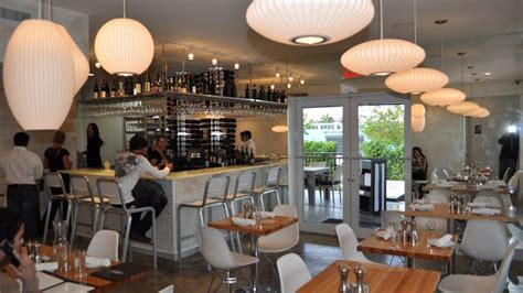 the morgans restaurant exudes waltonian charm eater miami