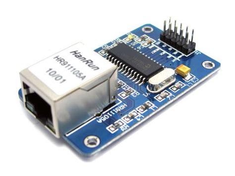 Module Ethernet Enc28j60 enc28j60 ethernet module tinkbox