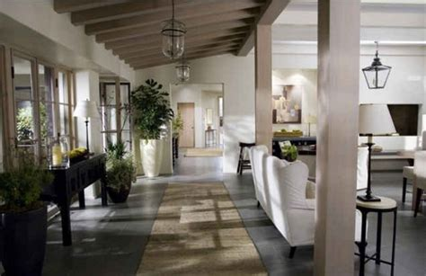 holiday home interiors cameron diaz s california home in quot the holiday quot