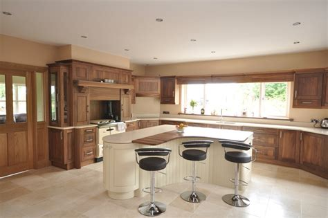 modern walnut kitchen cabinets vallandi com design and custom walnut kitchen modern kitchen dublin by woodale