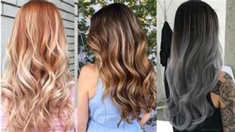 colores de pelo los colores de pelo m 193 s lindos 2017 tendencias de